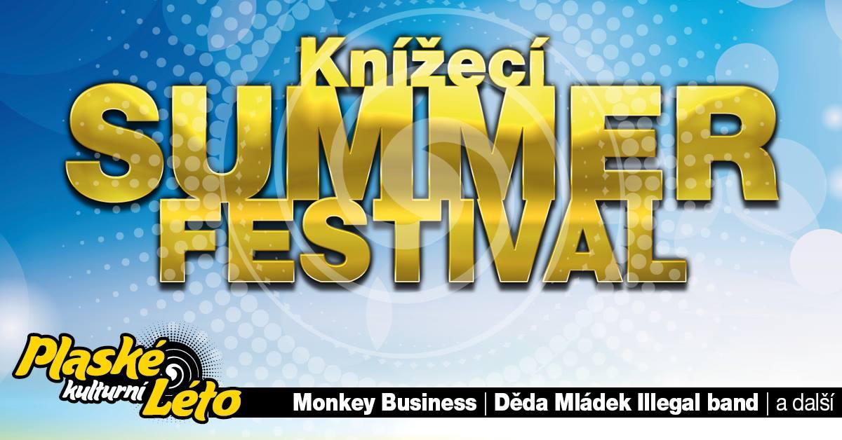 Plaské kulturní léto - Knížecí summer fest 1